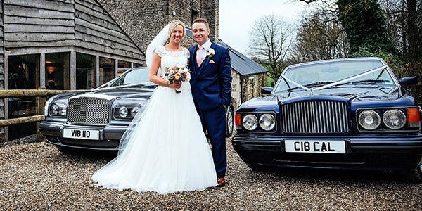 Bentley Arnage and Brooklands
