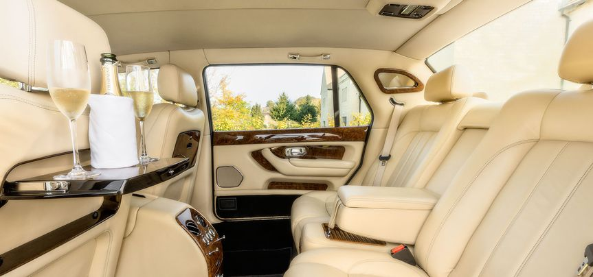 Bentley Arnage Interior