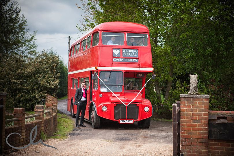 Groom with Routemaster