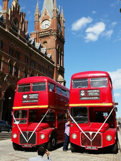 A Couple of our Routemasters