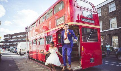 London Classic Bus Hire Ltd 1