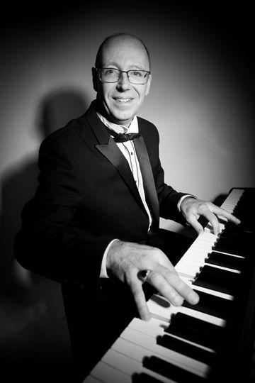 Steve doig - piano