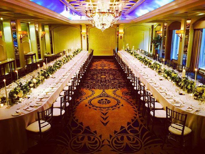 Wedding layout Greek Wedding