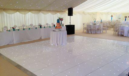 Dorset Wedding Disco 1