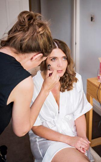 Fiona McNicholas Makeup Artist