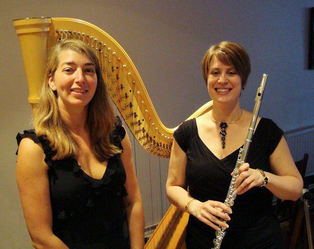 Topaz Flute & Harp Duo