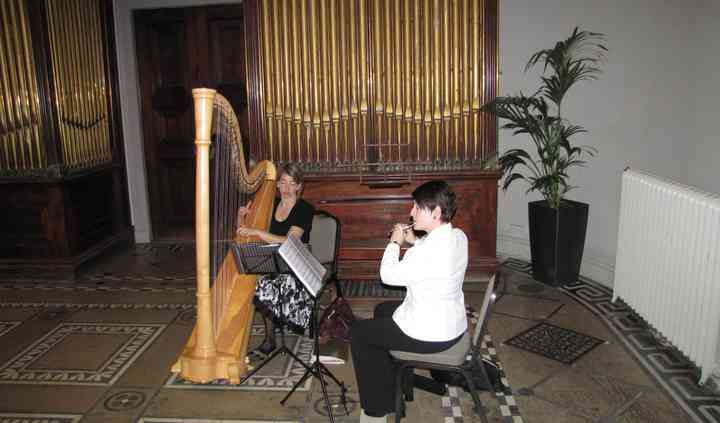 Topaz Flute and Harp Duo