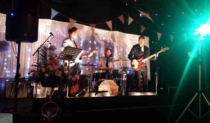 The Reckoners Wedding Band