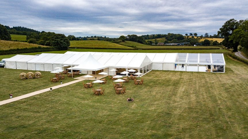 Muddy Boots Marquees