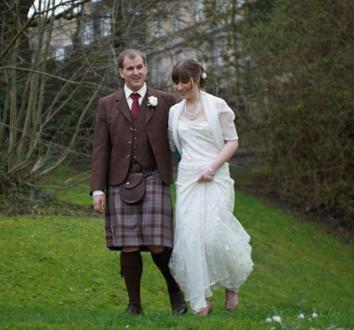 Weddings outdoors
