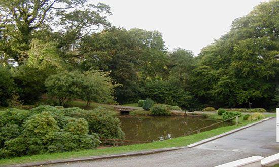 Beech Hill Country House garden