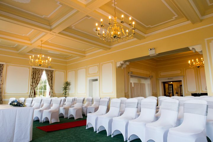 Godrevy room ceremony