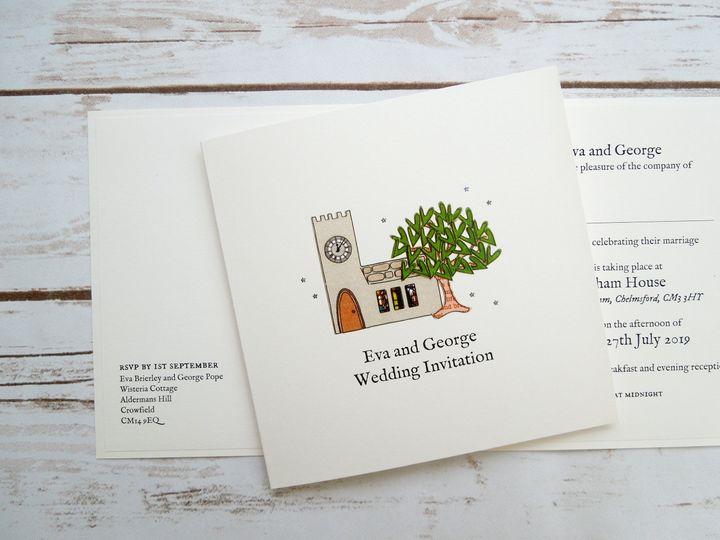 Summer Church Invitation