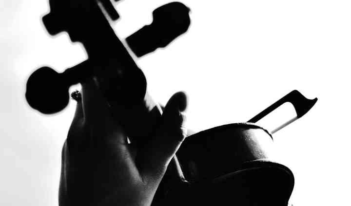 Sophisticated Solo Violin