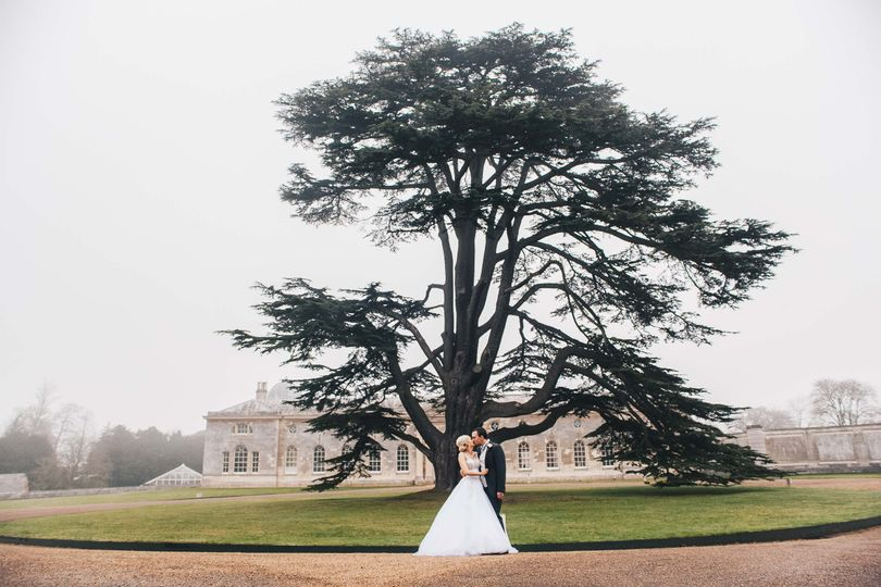 Alison & Dave at Woburn Abbey
