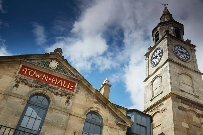 Saltcoats Town Hall