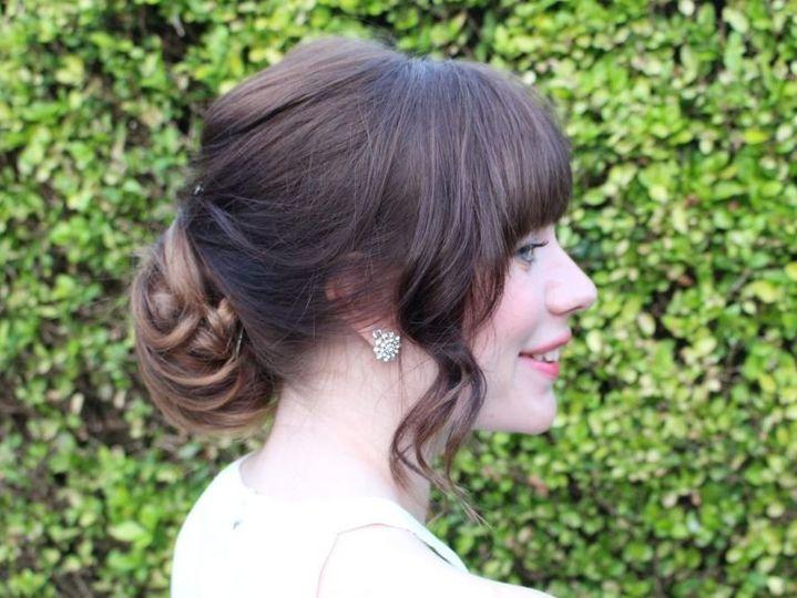 Angel Bridal Hair