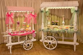 Julie's Candy Cart