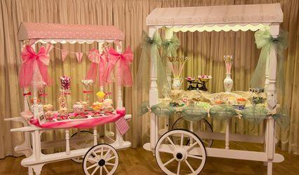 Julie's Candy Cart