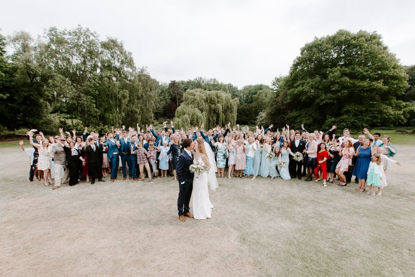 J & J's Vanstone Park wedding