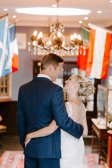 J & S's New Forest Wedding