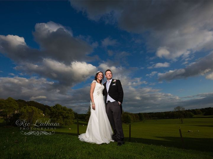 Hollin Hall Hotel wedding