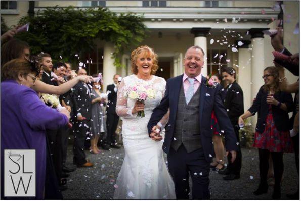 Glansevin Wedding