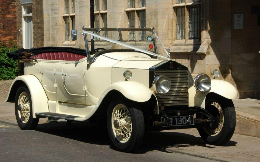 1928 Rolls-Royce Open Tourer
