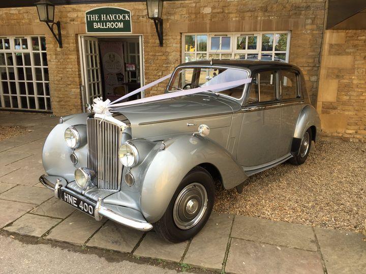 1954 Bentley R Type Saloon