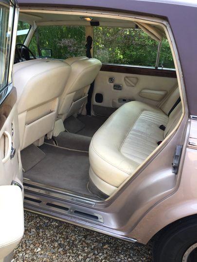 1979 R-R Silver Wraith ll