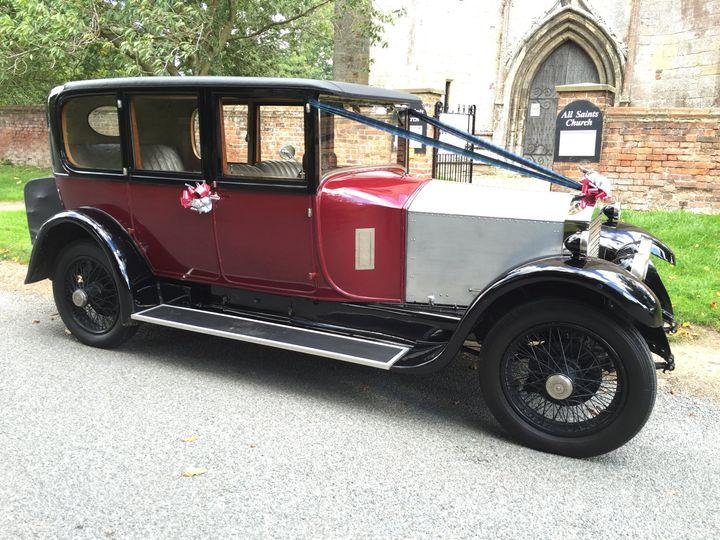 1926 Rolls-Royce Limousine