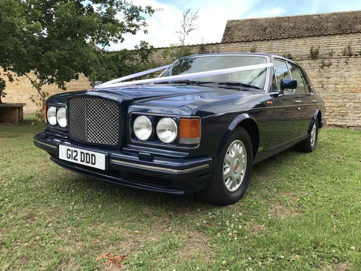 1990 Bentley Turbo R Saloon