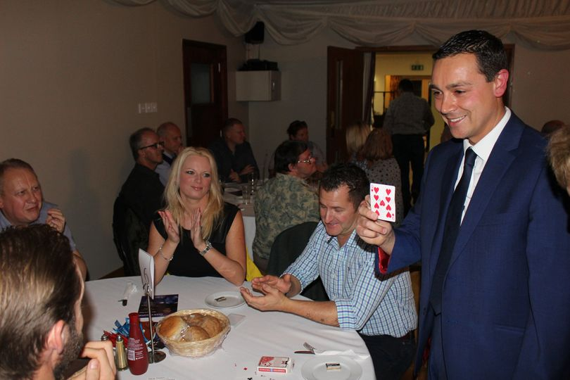 Magic at the tables 4!