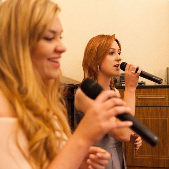 Singers- wedding