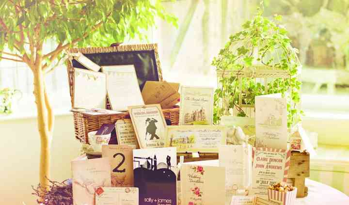Paper Bark - Bespoke Event Stationery