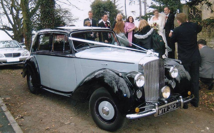 Bentley in hanslope
