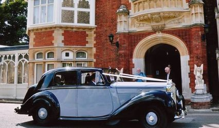 Elegant Wedding Cars