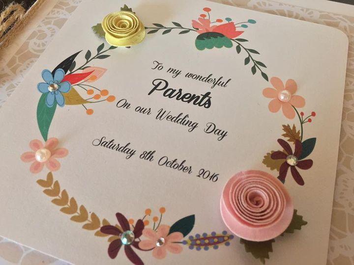 Parents of Bride/Groom cards