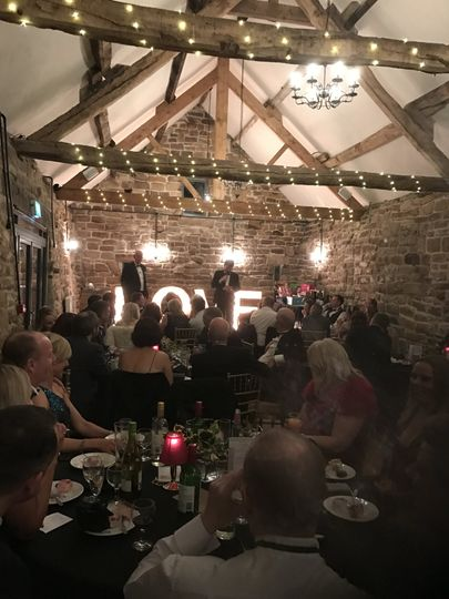 Mistletoe Charity Ball