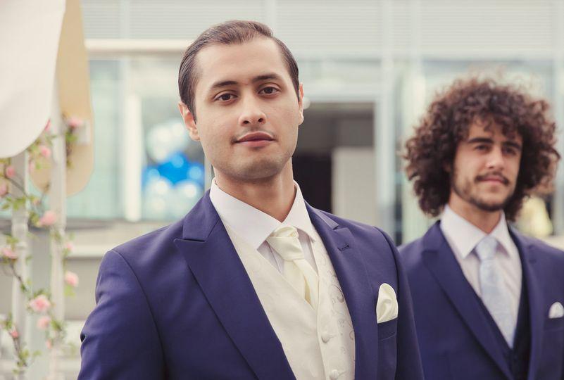 Super slim suits