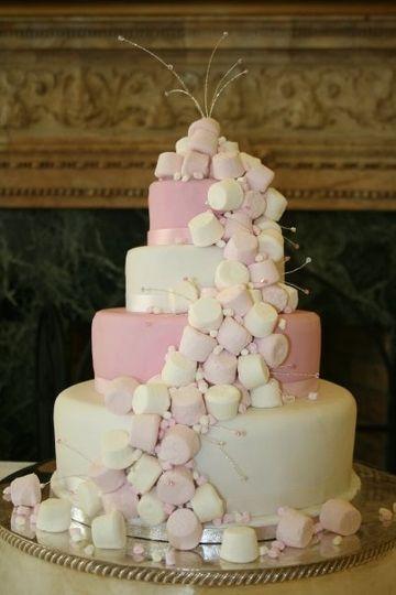 4 tier marshmallow