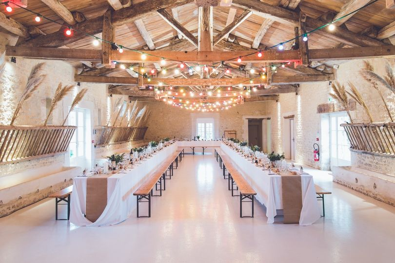 Perfect for Barn venues...