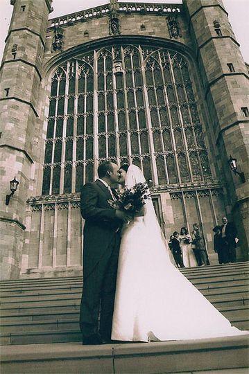 Wedding at Windsor Castle