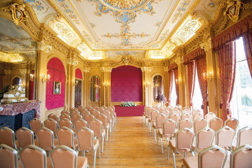 Banqueting Room - Ceremony