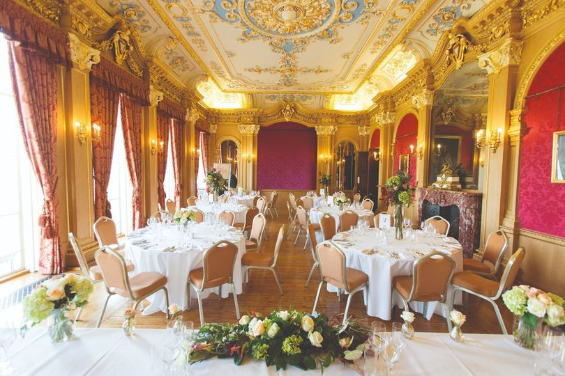 Banqueting Room - Meal