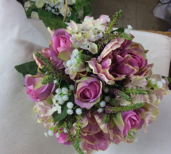 Bridal Bouuquet 5