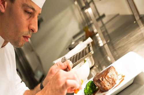 Tullyglass House Hotel chef