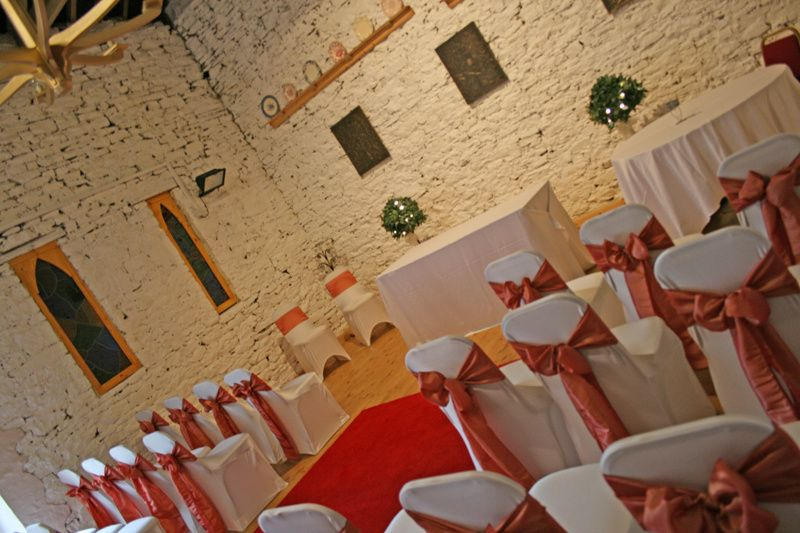 Converted Barn-Civil Ceremony