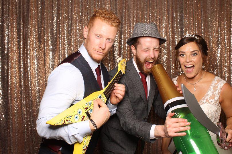 Wedding band!