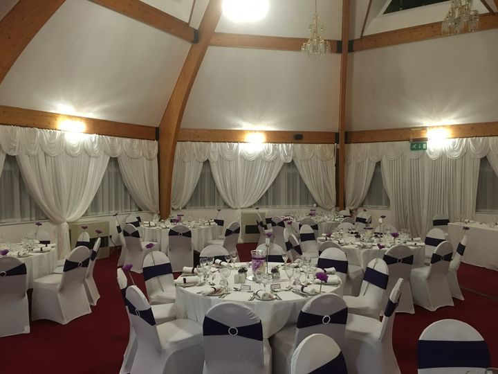 Wall and ceiling draping